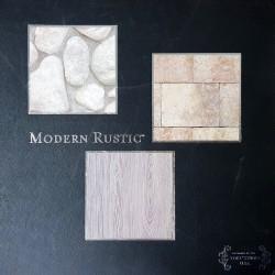 Papel de Parede - Modern Rustic