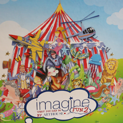 Papel de Parede - Imagine Fun 2