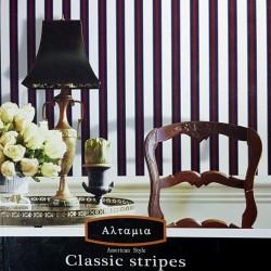 Papel de Parede - Classic Stripes