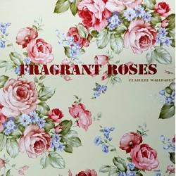 Papel de Parede - Fragant Roses