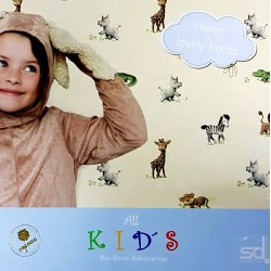 Papel de Parede - All Kids
