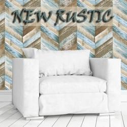 Papel de Parede - New Rustic